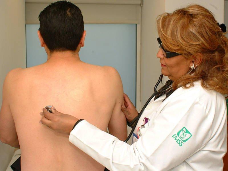 Как проявляются заболевания легких?