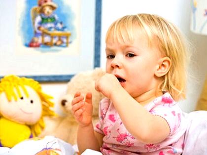 Проявление аллергического обструктивного бронхита у детей