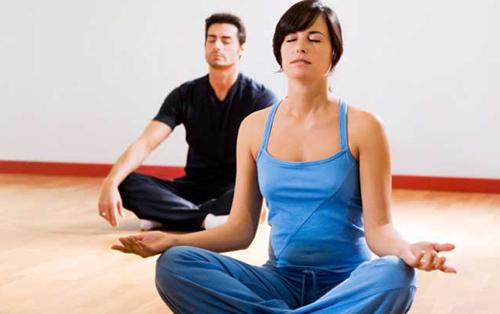 Упражнения лечебной дыхательной гимнастики